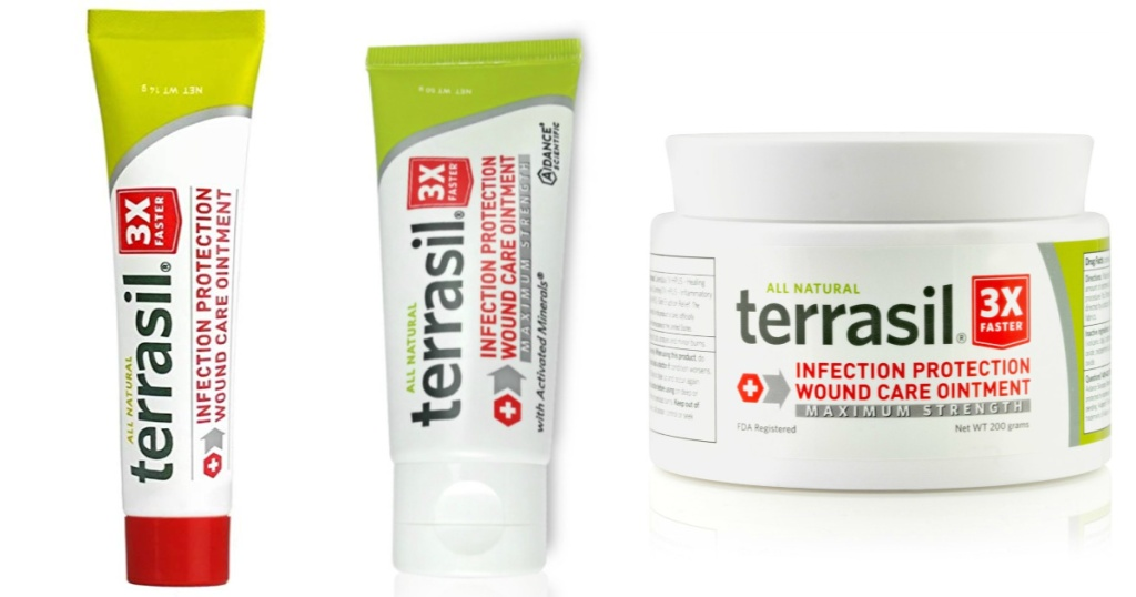 Terrasil Wound Care