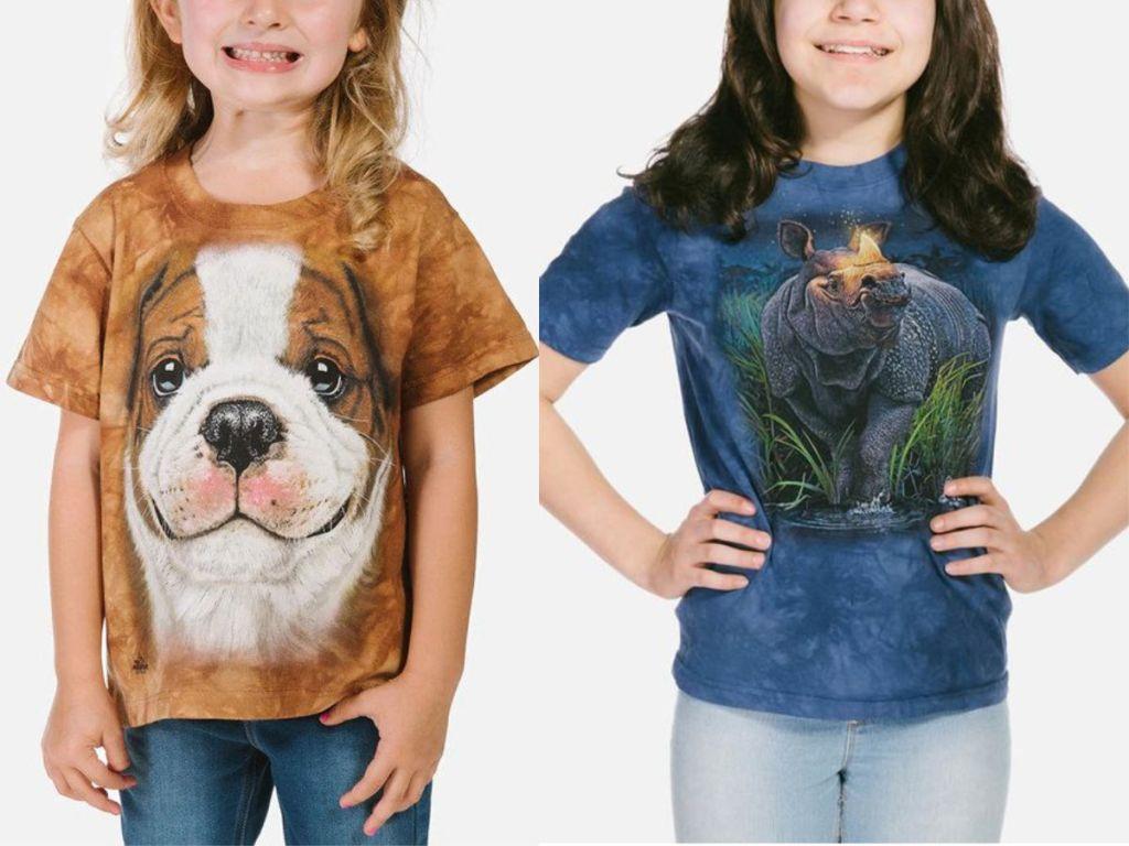 The Mountain Children Shirts