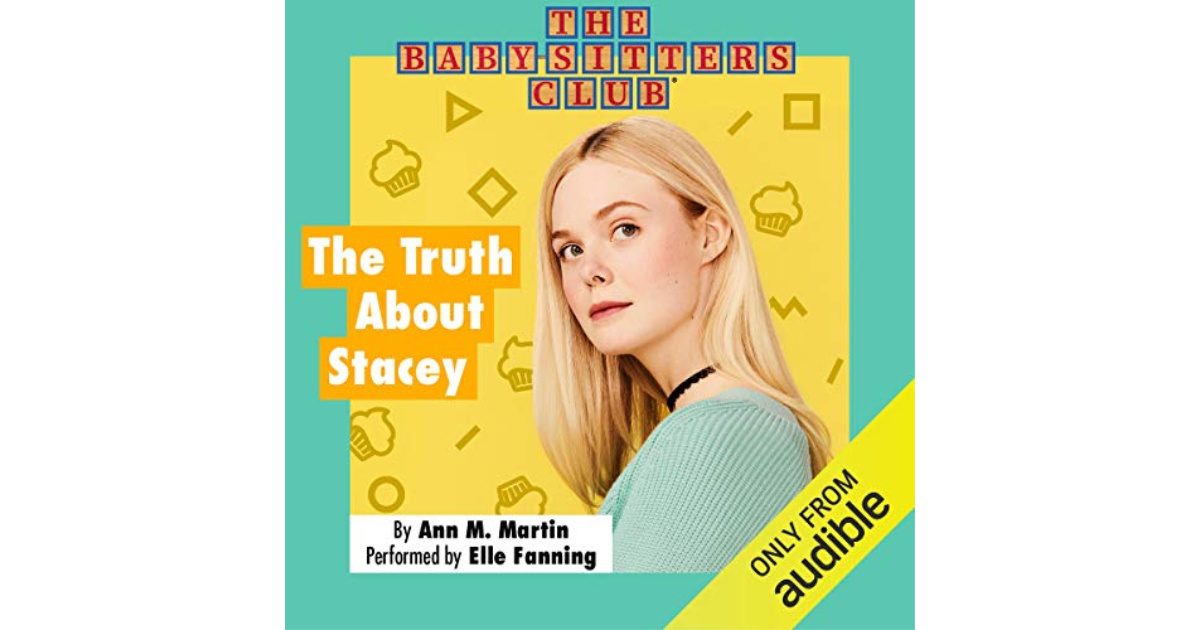 Two FREE Baby Sitters Club Books w/ Free 30-Day Trial of Audible