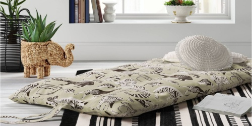 Up to 25% Off Home Items at Target | Throw Beds, Pillows & More