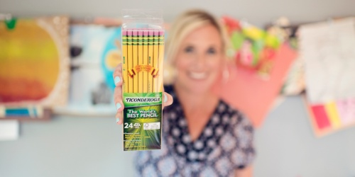 Current Back to School Deals | BIC, Ticonderoga, Elmer's, Crayola & More