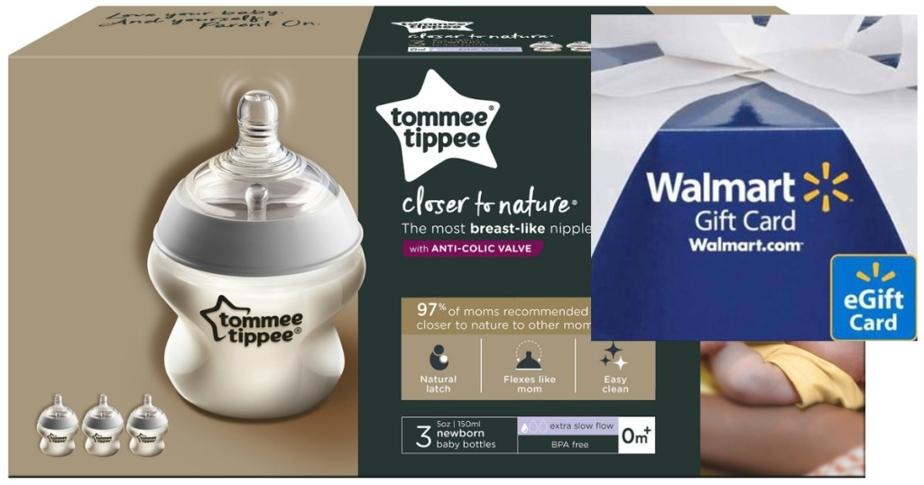 Tommee tippee 5oz bottle 3-pack