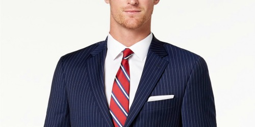 Up to 90% Off Tommy Hilfiger Men's Suit Jackets & Pants at Macy's