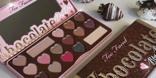 Up to 75% Off Too Faced + FREE Samples | Eyeshadow Palettes, Gift Sets, Lip Colors & More
