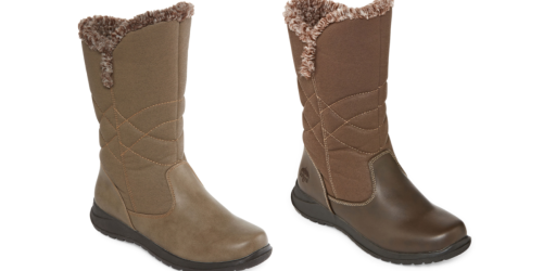 Totes Women's Winter Boots Only $13.49 at JCPenney (Regularly $90)