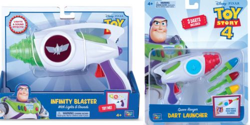 Toy Story Dart Launcher Only $7.98 at Walmart + More