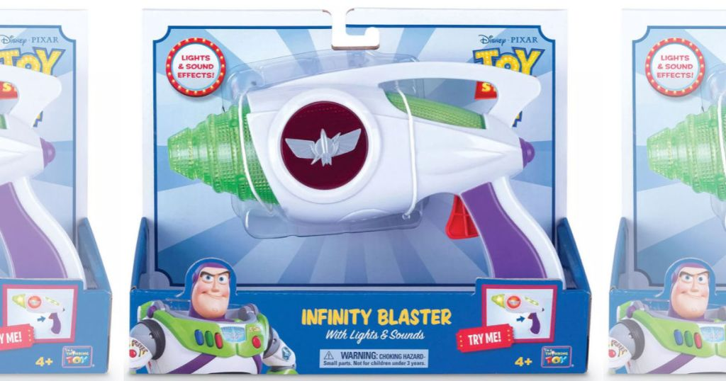 Toy Story 4 Infinity Blaster Box