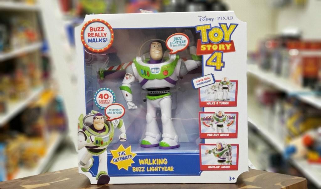 Toy Story Buzz Lightyear toy
