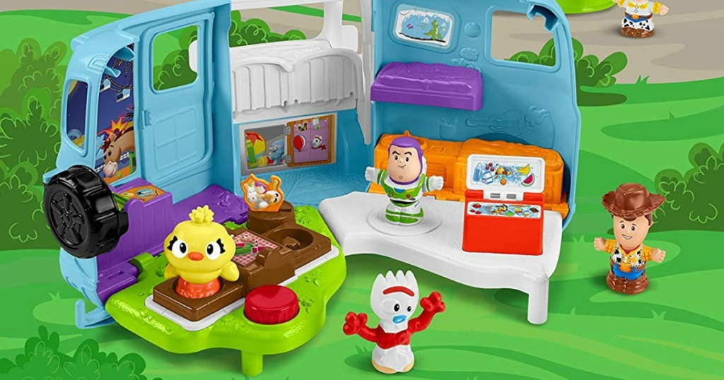 Toy Story Little People playset