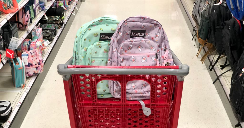 EXTRA 20% Off Trans by JanSport Backpacks at Target - Hip2Save