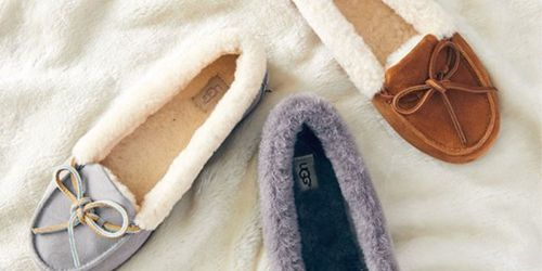 UGG Women's Slippers Only $49.99 at Zulily (Regularly $110)