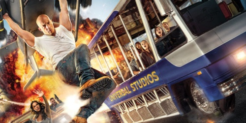 Buy 1 Day, Get 2nd Day FREE Universal Studios Hollywood Park Tickets + Free Early Admission