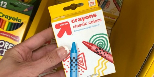 These 10 Up & Up School Supplies are as Low as 25¢ on Target.com