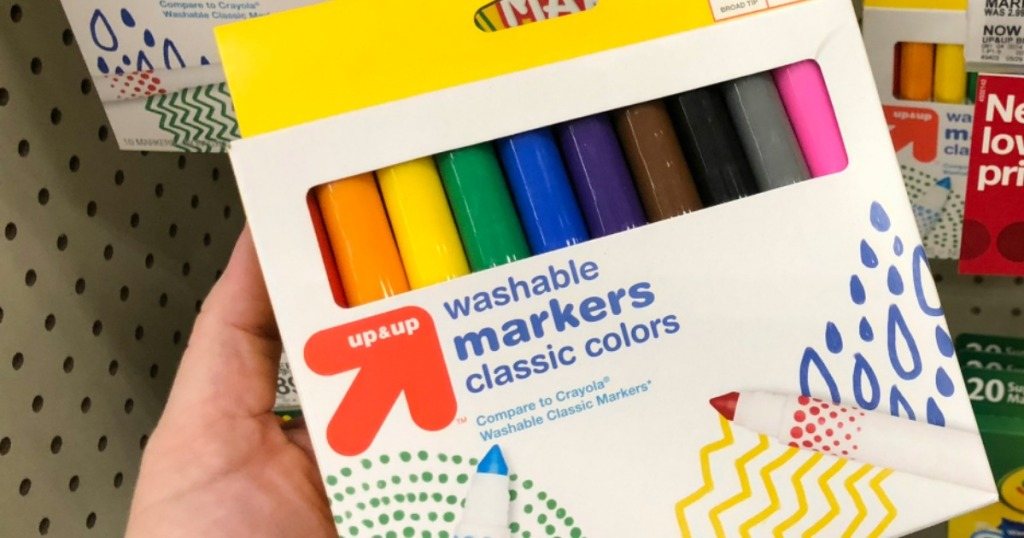 Up & Up MArkers