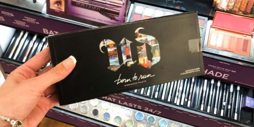 Urban Decay Cosmetics Born To Run Eyeshadow Palette Only $24.50 Shipped (Regularly $49)