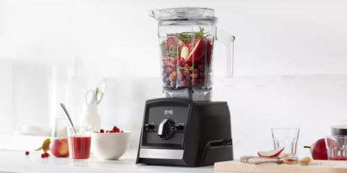Vitamix Blender Only $299.99 Shipped (Regularly $450) – Make Soup Right in the Blender