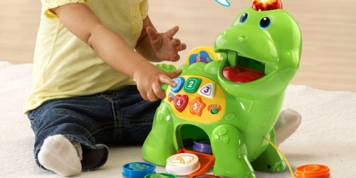 VTech Chomp & Count Dino Only $9.44 at Woot – Great Reviews