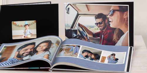 Up to 75% Off Photo Books + Free Walgreens In-Store Pickup