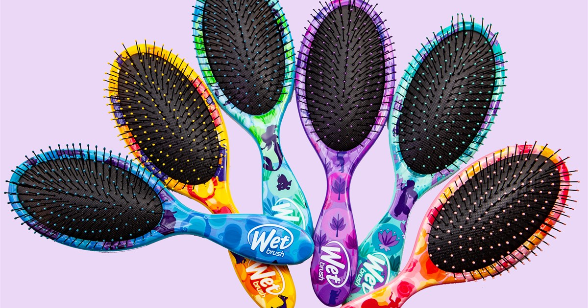 princess wet brushes