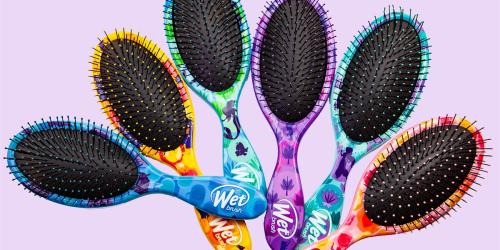 Wet Brush Disney Princess Detangling Hair Brushes Only $9.93 on JCPenney.com