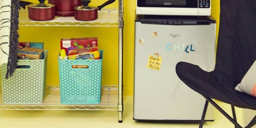 Up to 40% Off Mini Refrigerators & Freezers at Target.com | Dorm Room or Office Must-Have