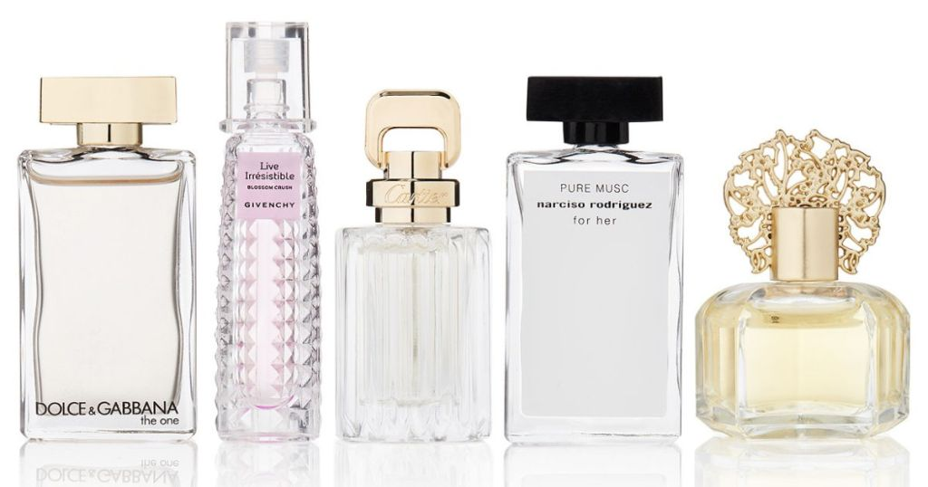 Women's 5-Piece The Scents Of Spring Fragrance Gift Set For Her