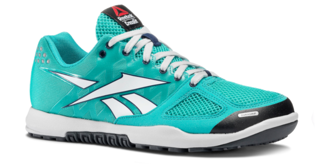 Women's Crossfit Nano 2.0 Shoes teal