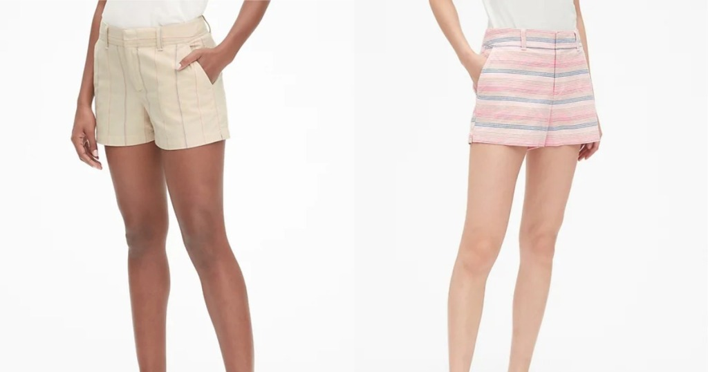 Women's Mid Shorts from The Gap