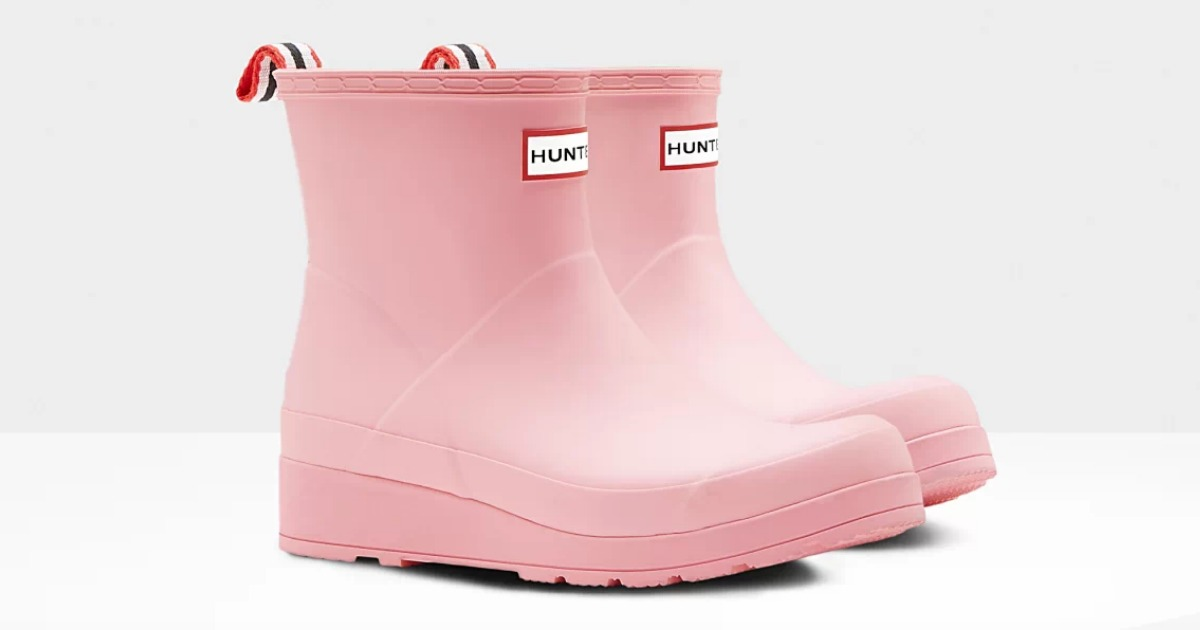 Over 60% Off Hunter Boots + Free Shipping Hip2Save