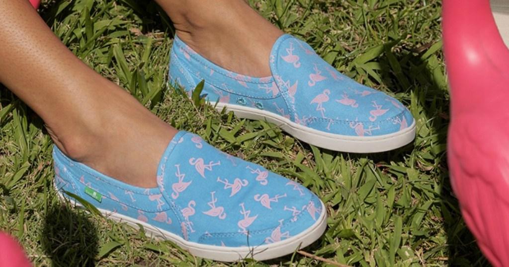 falmingo slip on shoes
