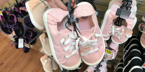 Adorable New Wonder Nation Girls Shoes at Walmart