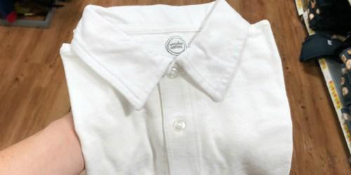 Wonder Nation Kids Uniforms as Low as $4.50 at Walmart.com