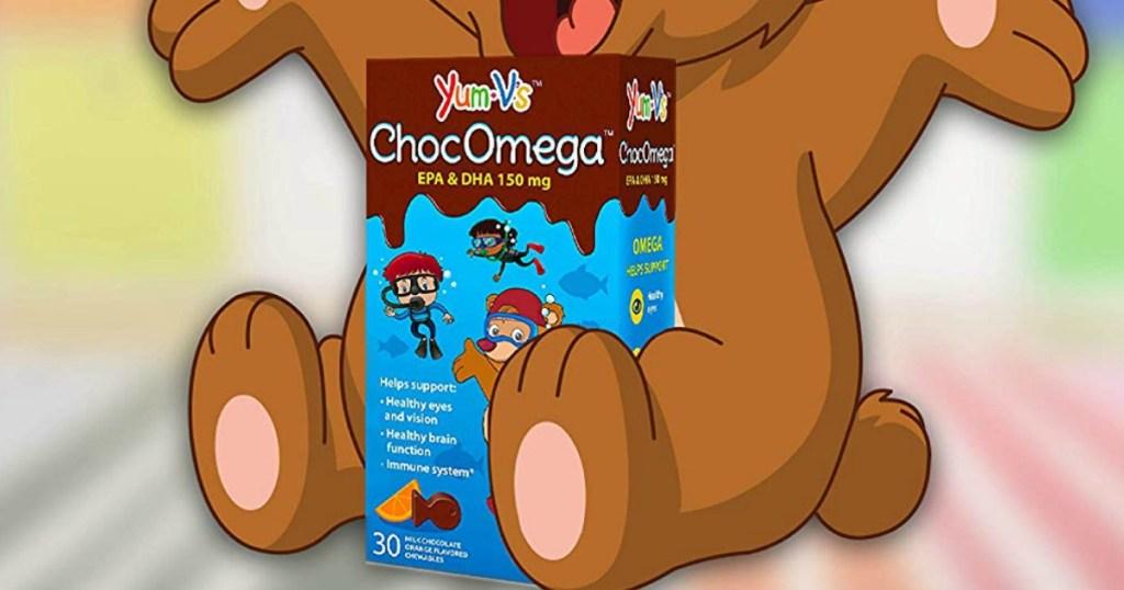 Yum-V Chocolate vitamins