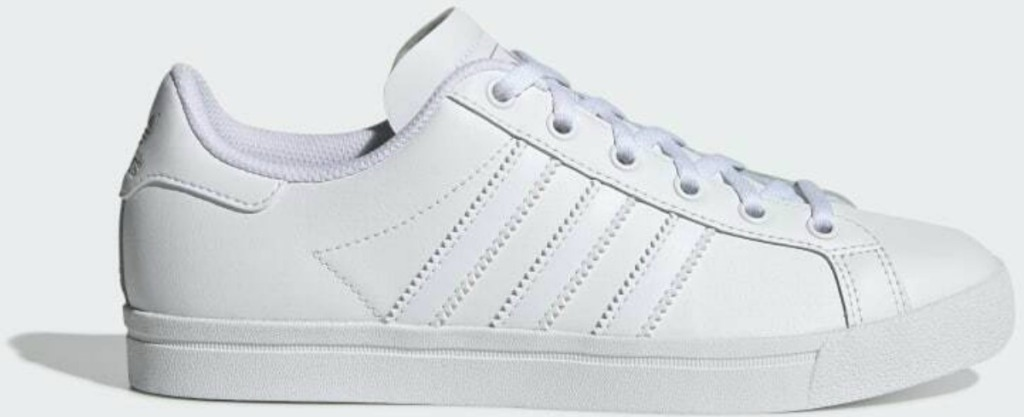 adidas brand kids shoes in white
