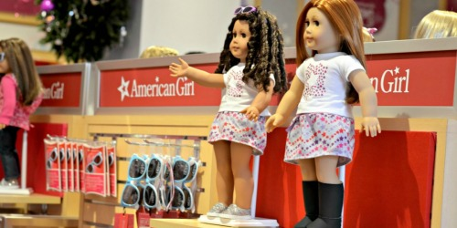Buy One, Get One 50% Off American Girl Outfits & Accessories