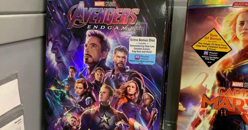avengers endgame movie case