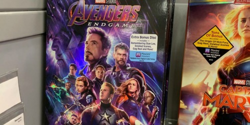 Avengers Endgame Digital HD Movie Rental Just $3.99 on Amazon