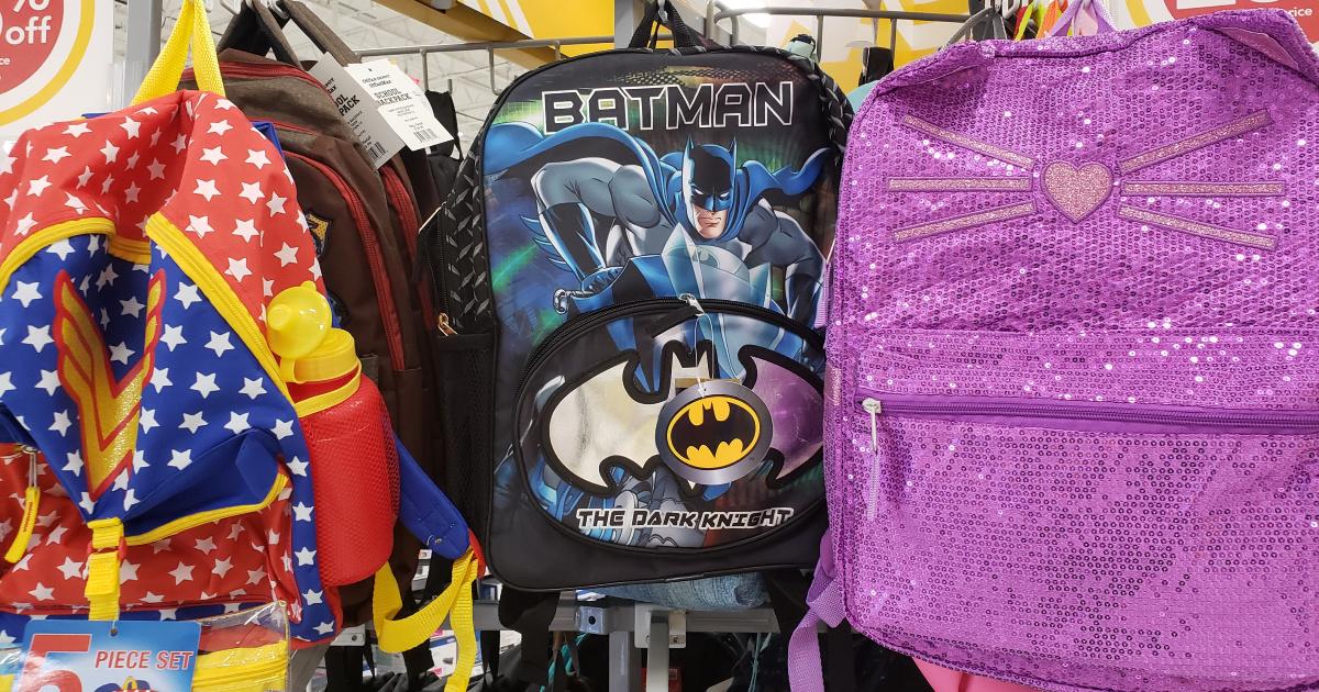 Backpacks at Office Depot