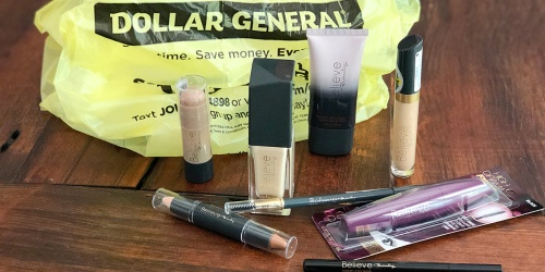 I Tried Dollar General's New $5 Makeup Line… and Here's My Honest Review