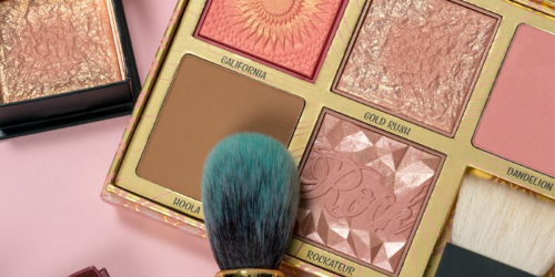 Benefit Bronzer & Blush Palette Only $39 ($145 Value) | Includes Bestselling Shades