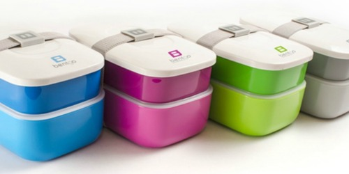 Bentgo Stackable Bento Box Set Only $7.99 at Zulily + Free Shipping Deal