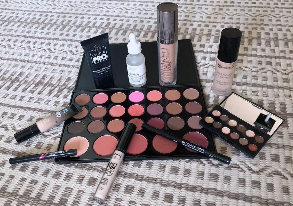 bh cosmetics vs emily's cosmetics