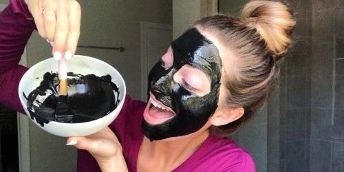 Easy 3 Ingredient DIY Activated Charcoal Face Mask