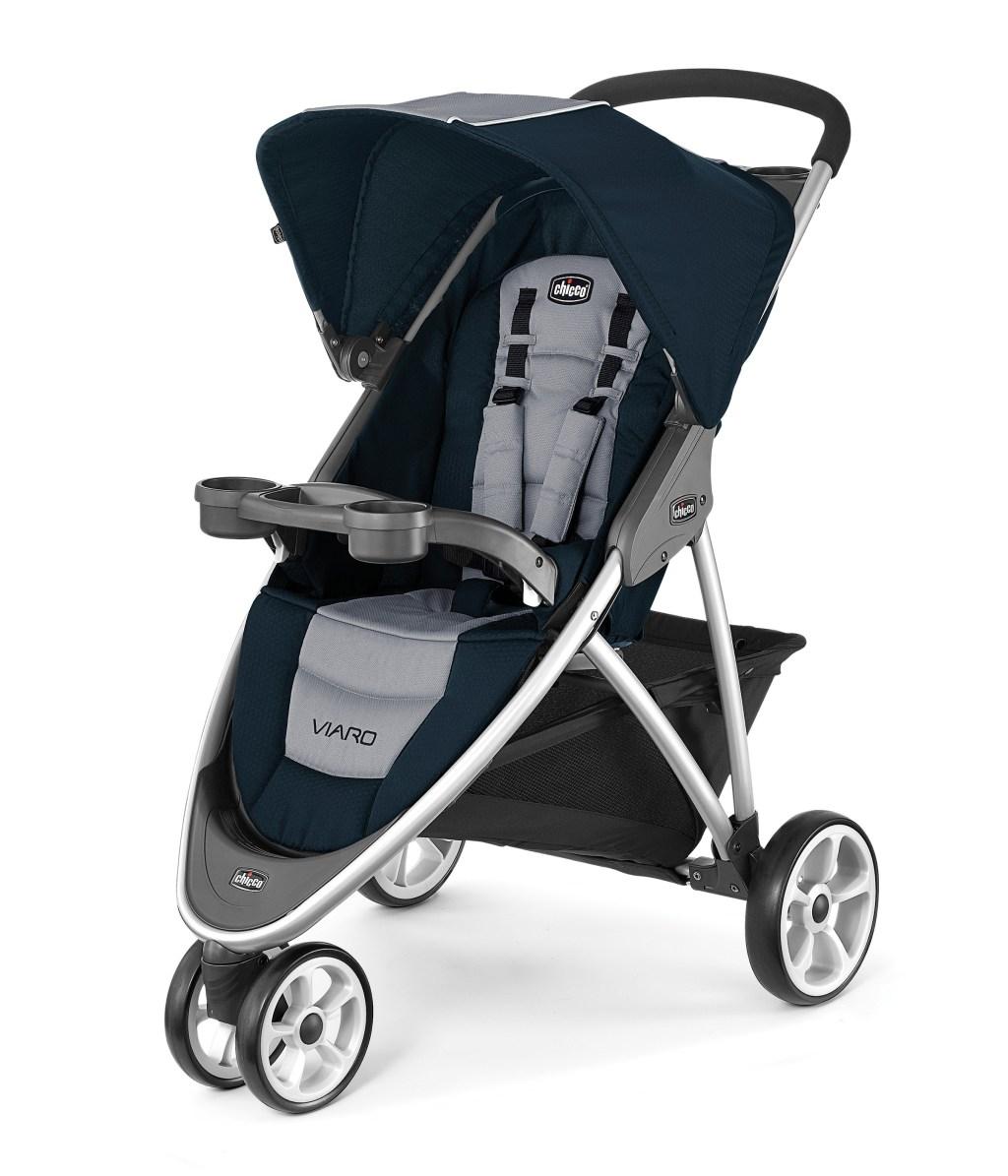 Chicco Viaro Quick-Fold stroller regatta
