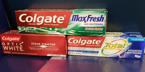 Colgate Whitening Toothpaste Only 74¢ After CVS Rewards (Starting 8/18)