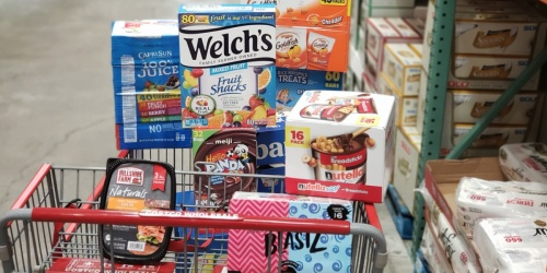 Top 10 School Lunch Items to Grab at Costco