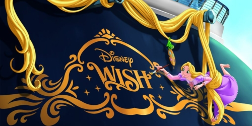 Meet Disney Wish, Disney's New Fairytale-Inspired Cruise Ship