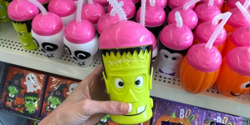 Dollar Tree Halloween Items Just $1 | Party Supplies, Candy, Decor & More