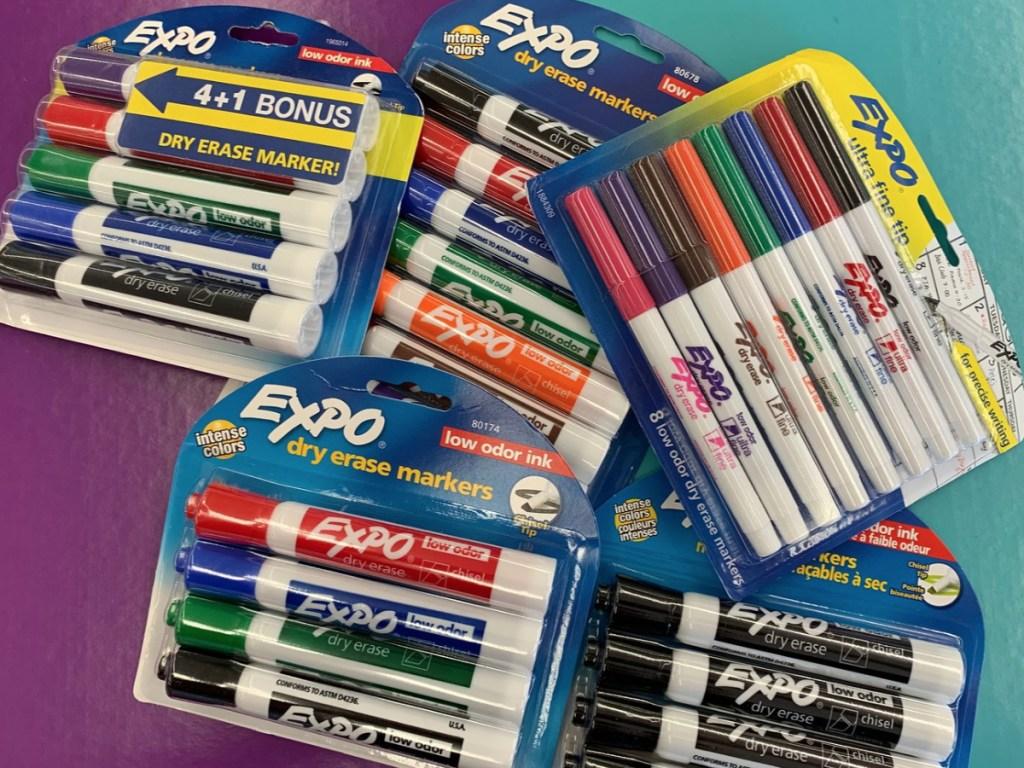 expo dry erase markers at Walgreens