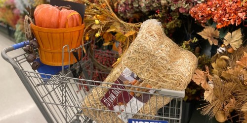 Style a Fall Front Porch for Less Than $35 at Hobby Lobby